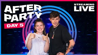 After Party Day 5 | Luminosity Streaming Live 2021