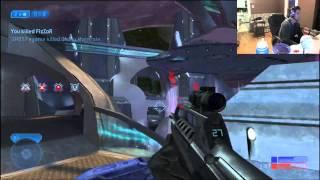 Walshy playing Midship Oddball on Halo: MCC with Neighbor, Ghostayame, and Strongside