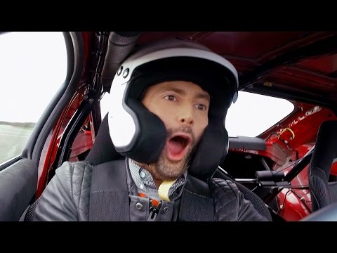 David Tennant Dents The New Reasonably Fast Car - Top Gear
