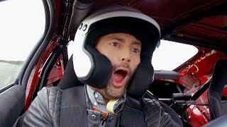 David Tennant Dents The New Reasonably Fast Car   Top Gear