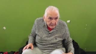 Sharing circle with Elder Vern Harper - Part 1