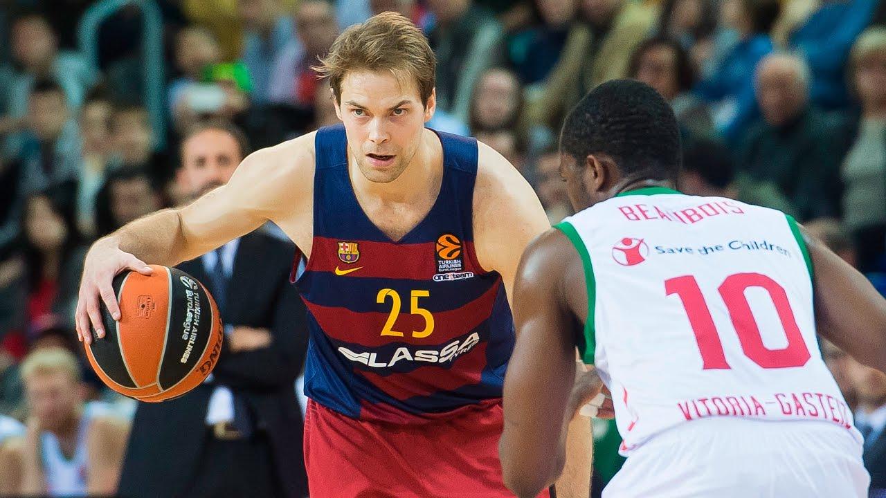 Highlights Basket Eurolliga Fc Barcelona Lassa Baskonia 79 93 Youtube