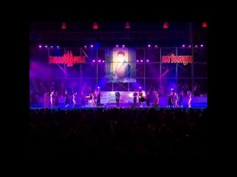 แสดงสด มนต์แคน แก่นคูน งานกาชาติสกลนคร 2557
