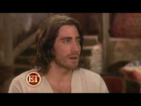 Jake Gyllenhaal on the Prince of Persia - YouTube Prince Of Persia Jake Gyllenhaal Hair
