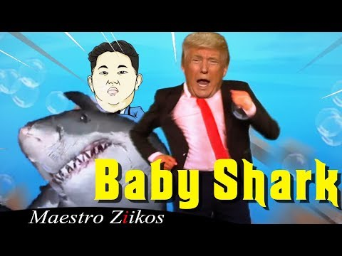 Sean Strife - A Baby Shark Remix That No One Asked For