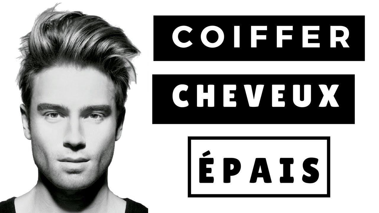 Comment Coiffer Des Cheveux Epais Sostyle Youtube