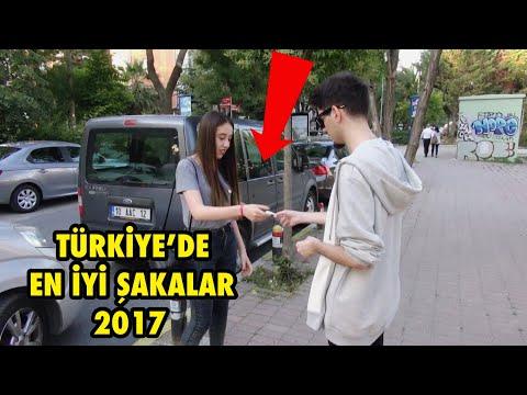 TÜRKİYE'DE YAPILAN EN İYİ ŞAKALAR VE TROLLEMELER ! | BEST OF 2017 (Ali Muhsin Atam)