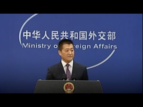 Truth: When Chinese Ministry of Foreign Affairs spokesman Lu Kang was asked about Guo Wengui