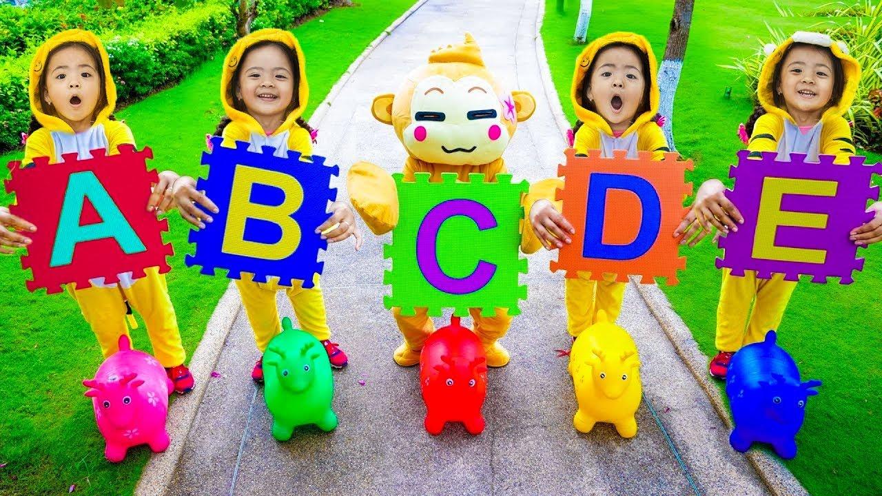 Ball M&M Song | 동요와 아이 노래 | 어린이 교육 #12