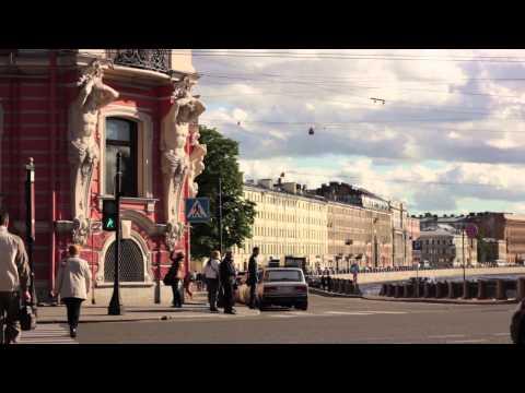 Trip in Russia.