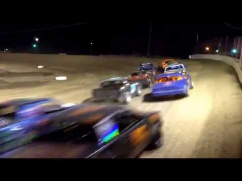 Charleston Speedway Factory Stock Feature April 18th 2015