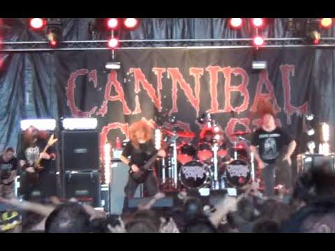 Cannibal Corpse debut new song Inhumane Harvest off Violence Unimagined - Erik Rutan joins band