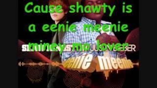 Eenie Meenie Sean Kingston Justin Bieber Lyrics.mp3