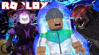 HALLOWEEN MONSTER FREEZE TAG IN ROBLOX