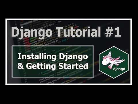 Django Installation & Getting Started | Python Django Tutorials In Hindi #1 thumbnail