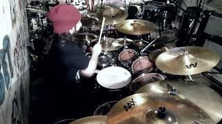 Glen Monturi - Steambŗeather (Mastodon Drum Cover)