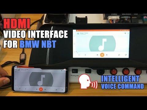 HDMI Video Interface For BMW NBT