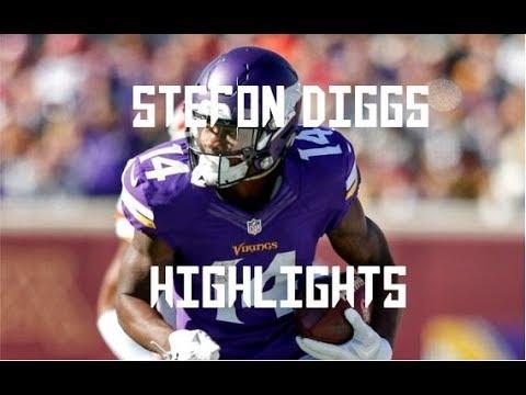 stefon diggs    Highlights   