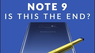 Why Does the Note 9 Exist When We Have the S9+?