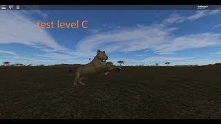 Roblox Wild Savannah testing new combat system