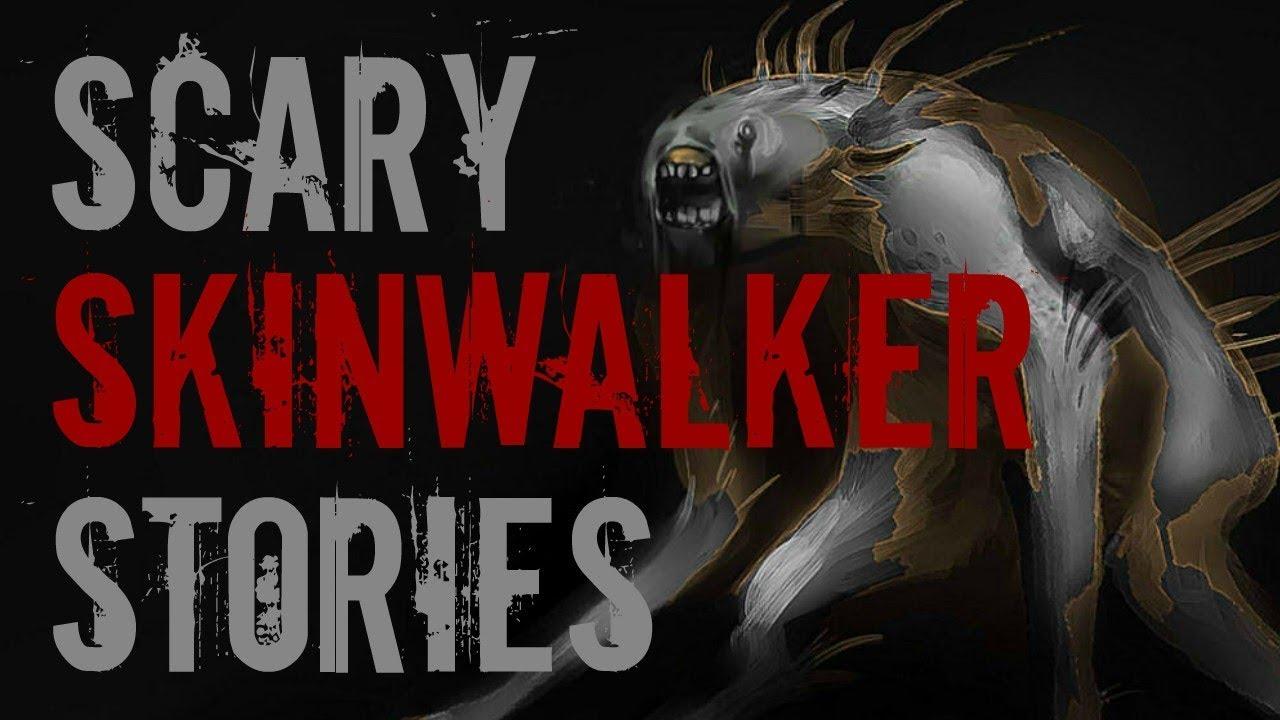 5 SKINWALKER STORIES   Thunderstorm Background Sounds