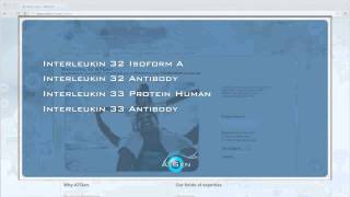 ATGen Interleukin Recombinant Proteins IL18 Human, IL18 Mouse, IL25 and more