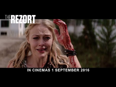 THE REZORT    In Cinemas 1 Sep 2016