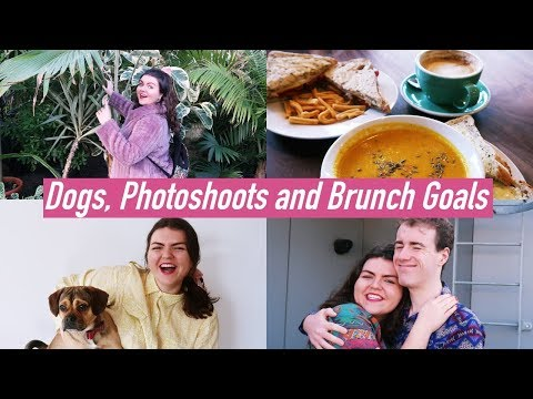 WEEKEND IN MY LIFE 💖 Dogs, Photoshoots & Brunch!