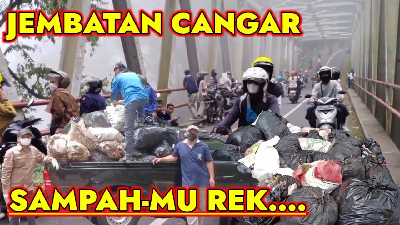 PARAH || Sampah Menumpuk Hingga 5 Pick Up || Dipicu Wisatawan