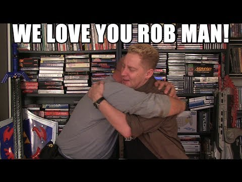 WE LOVE YOU ROB MAN! - Happy Console Gamer