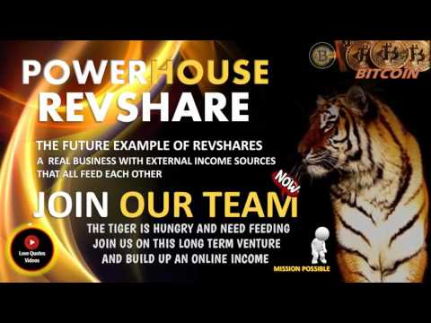 With powerhouse revshare there mission is possible  July 2017  best revshare