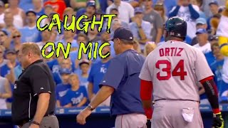 MLB Mic'd Up Fights (part 3)
