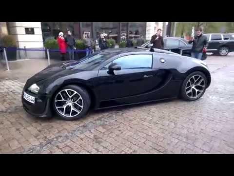 bugatti veyron 16 4 grand sport vitesse start up exhaust. Black Bedroom Furniture Sets. Home Design Ideas