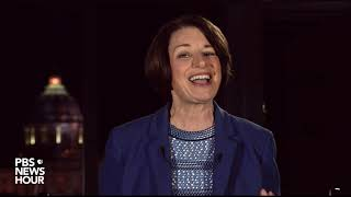 WATCH: Sen. Amy Klobuchar's full speech at the Democratic National Convention   2020 DNC Night 1