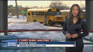 7 First Alert Winter Weather Special - School Closings