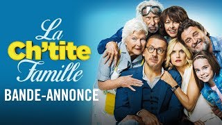 La Ch'tite Famille - Bande-annonce officielle HD streaming