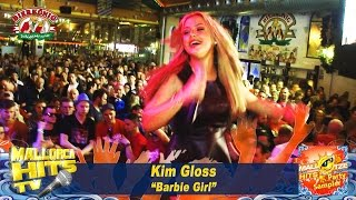 Kim Gloss - Barbie Girl - Mallorca Party Hits