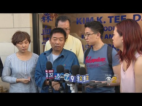 Family Of Missing Chinese Scholar Makes Emotional Plea