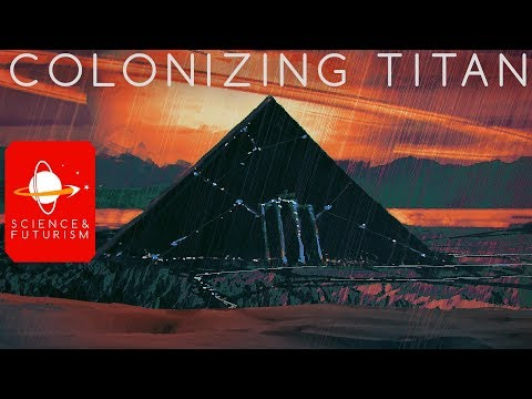 Outward Bound: Colonizing Titan