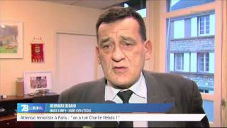 "7/8 Le Journal – ""Je suis Charlie"""