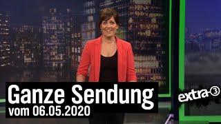 """""""Extra 3""""-Spezial vom 06.05.2020 mit Sarah Kuttner"""