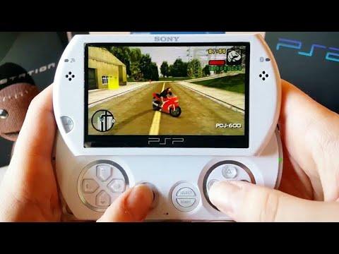 GTA Liberty City Stories Gameplay - PSP Go 2019