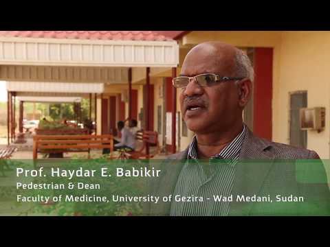 #Sudan 's University of Gezira, Faculty of Medicine, winner of the 2017 IDB prize in S&T