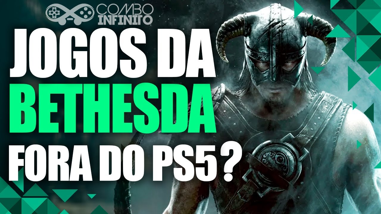 JOGOS DA BETHESDA SERÃO EXCLUSIVOS DO XBOX E FICARÃO FORA DO PS5? O QUE A MICROSOFT DEVERIA FAZER?