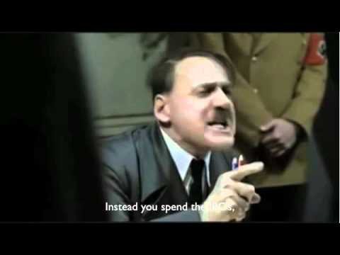 Hitler loses at Axis and Allies: Europe 1940