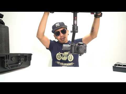 Bukabox Gadget - Gudsen Moza Air, Gimbal Profesional Murah