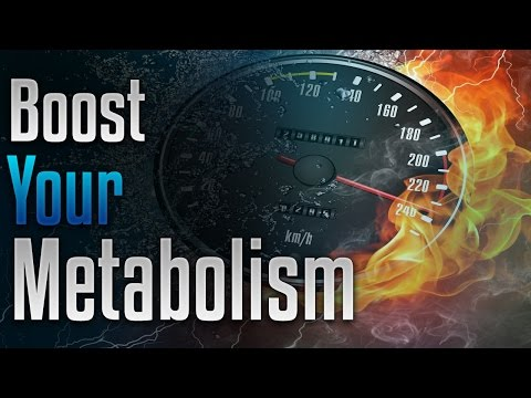 Metabolism Booster Binaural Recording - Help Increase Your Metabolism with Simply Hypnotic