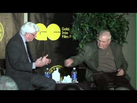 Brian Dennehy Talks to Phil Donahue at the Great Neck Arts Center