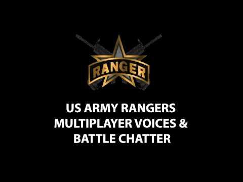 Modern Warfare 2 - U.S Army Rangers Multiplayer Voices & Battle Chatter