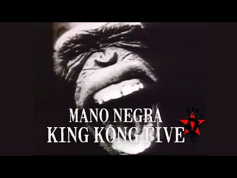 Mano Negra - King Kong Five (Official Video)